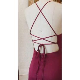 bordo uzun elbise byz-tr400123